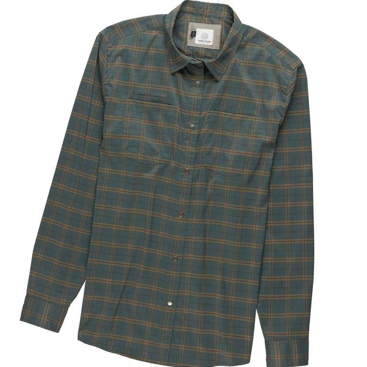 Flylow Royal Long-Sleeve Shirt - Men's