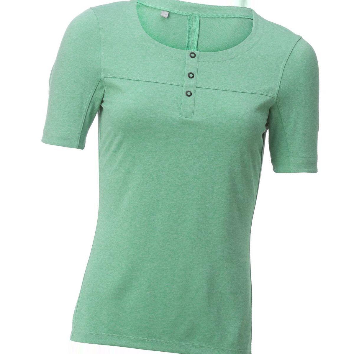 Pearl Izumi Versa Short-Sleeve Henley Jersey - Women's