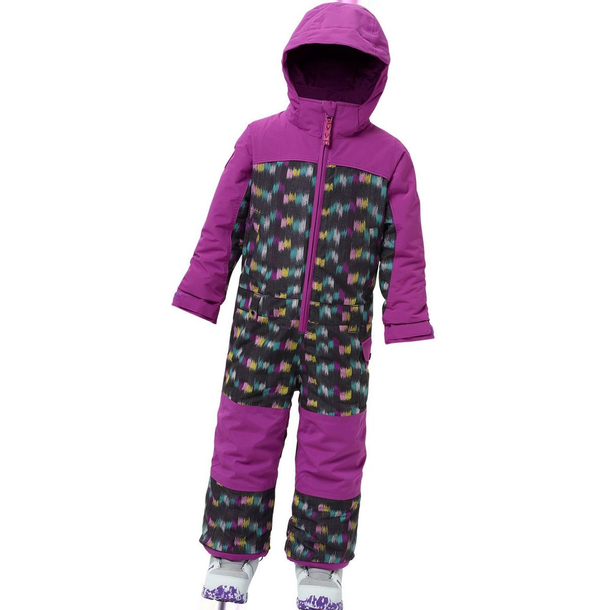 Burton MiniShred Illusion One Piece Snow Suit - Toddler Girls'