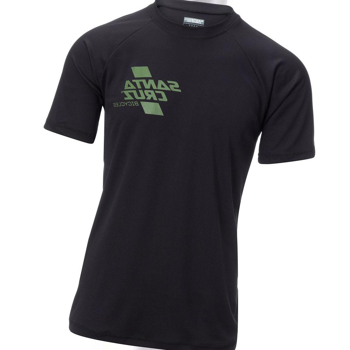 Santa Cruz Bicycles Parallel Tech T-Shirt - Men's