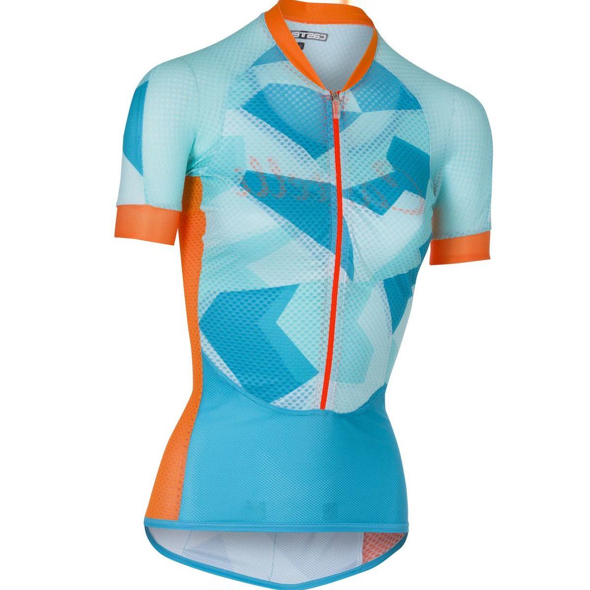 Castelli Climber's Short Sleeve Jersey - Women's