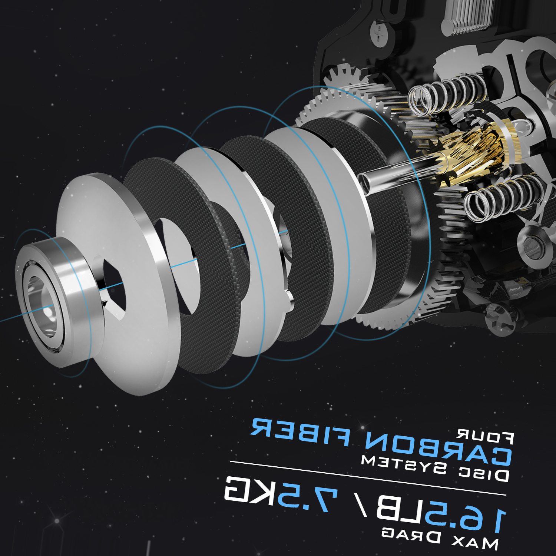 KastKing Assassin Carbon Baitcasting Reel