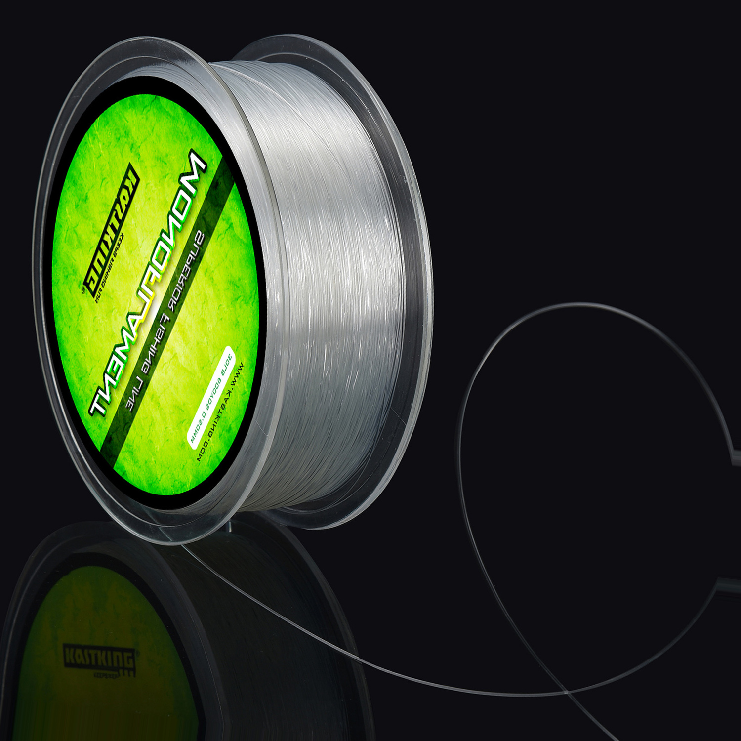 KastKing Clear Premium Monofilament Fishing Line