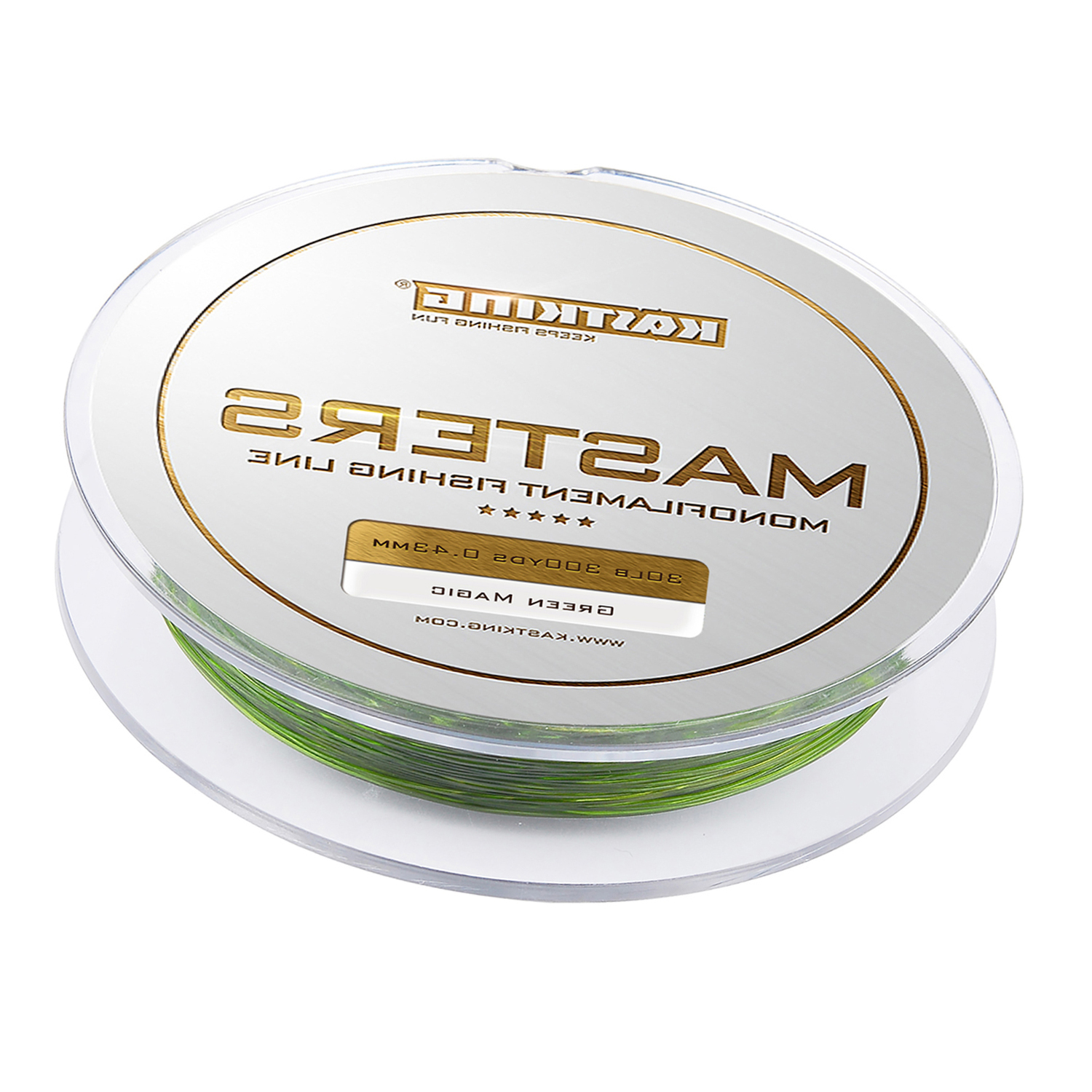KastKing Masters Tournament Grade Monofilament Fishing Line