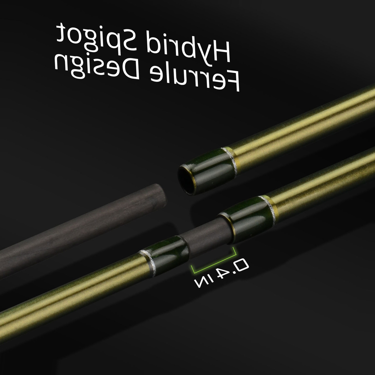 KastKing New WideEye Walleye Fishing Rod