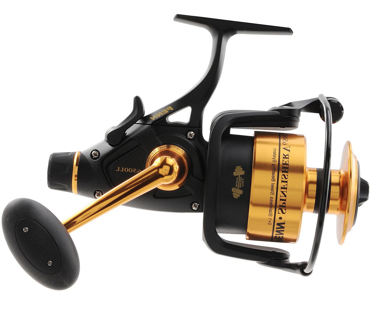 PENN Spinfisher V Live Liner Spinning