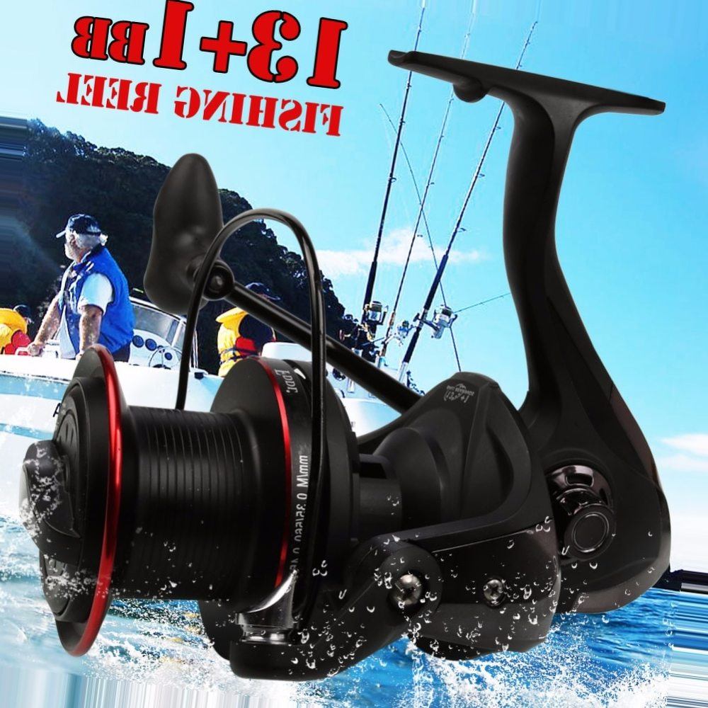Sougayilang Spinning Fishing Reel Fishing FDL1000 Coil Wheel Baitcasting Fishing Reel Spinning Reel With Spare Spool