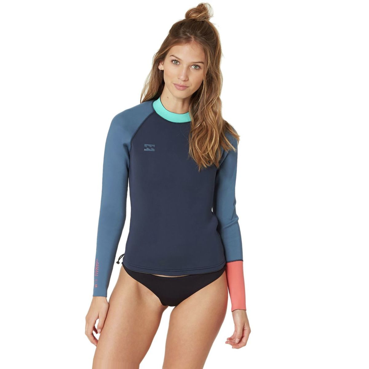 Billabong 2mm Synergy GBS Long-Sleeve Jacket - Women's