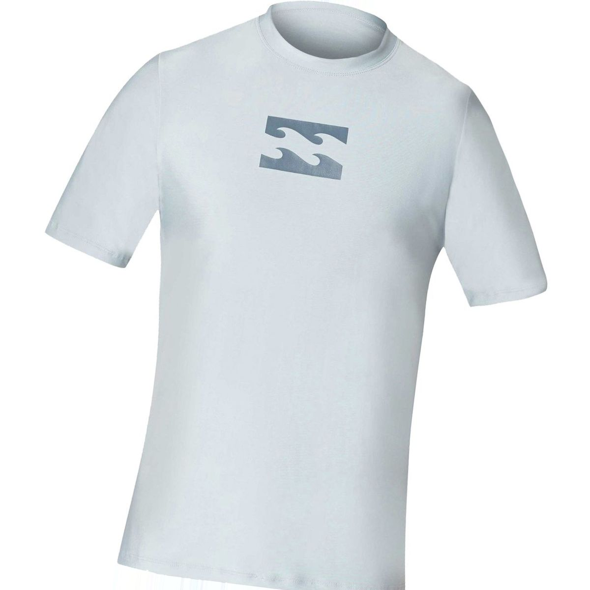 Billabong All Day Wave LF Short-Sleeve Rashguard - Boys'