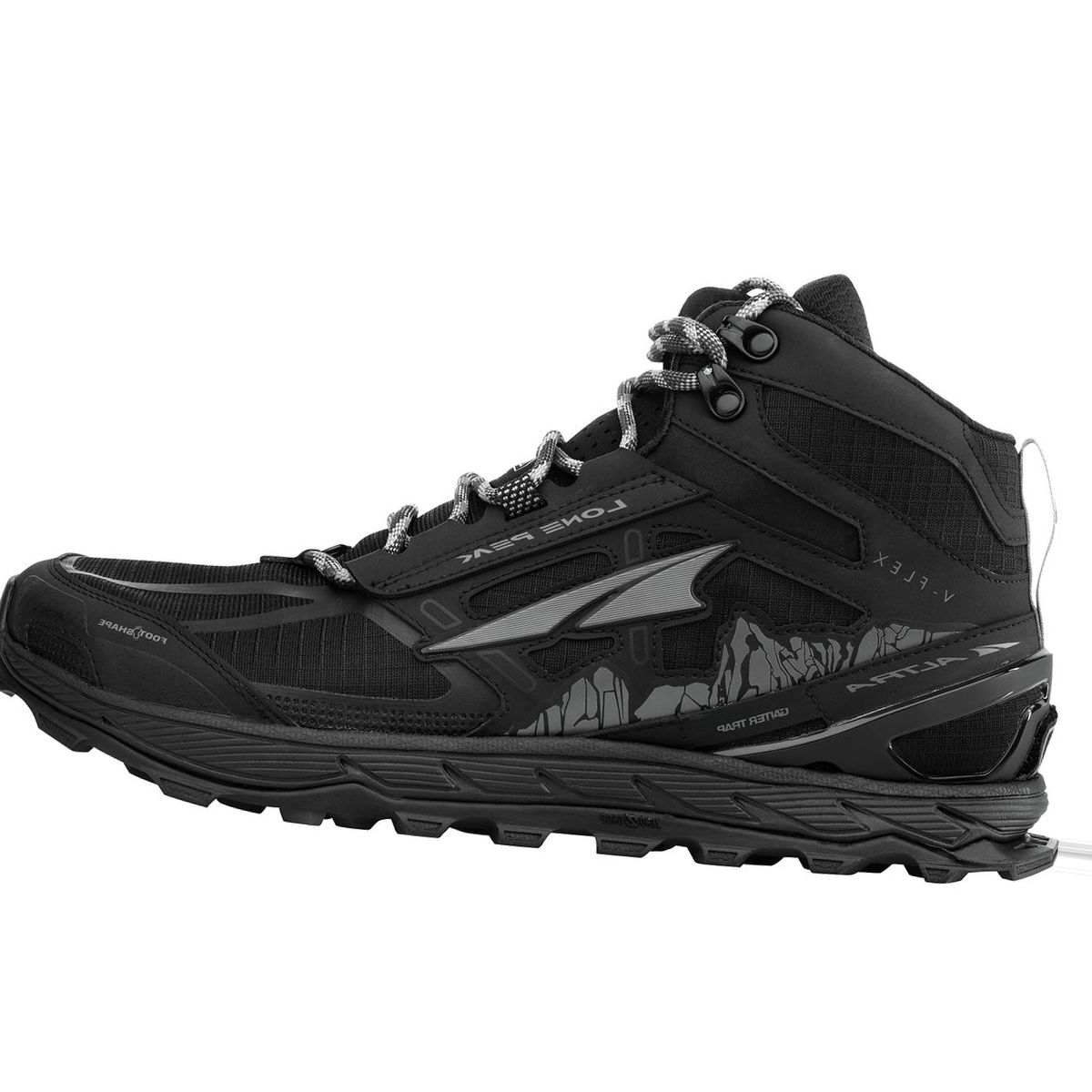 Altra Lone Peak 4 Mid Mesh Trail Running Shoe - Men's