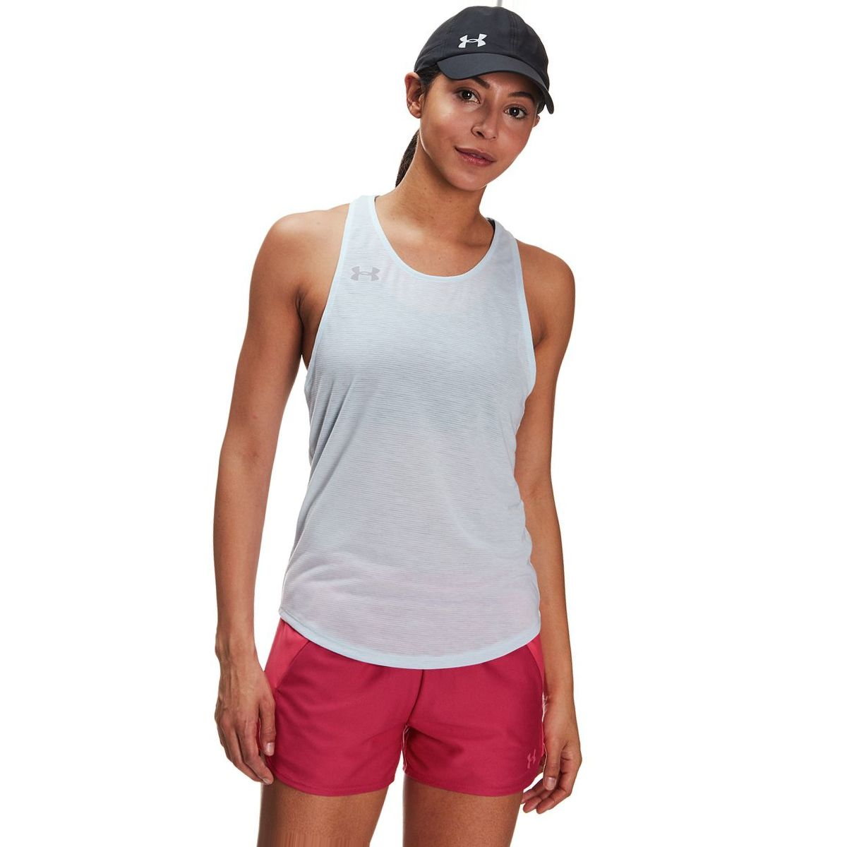 Under Armour Streaker 2.0 Racer Tank Top - Women's
