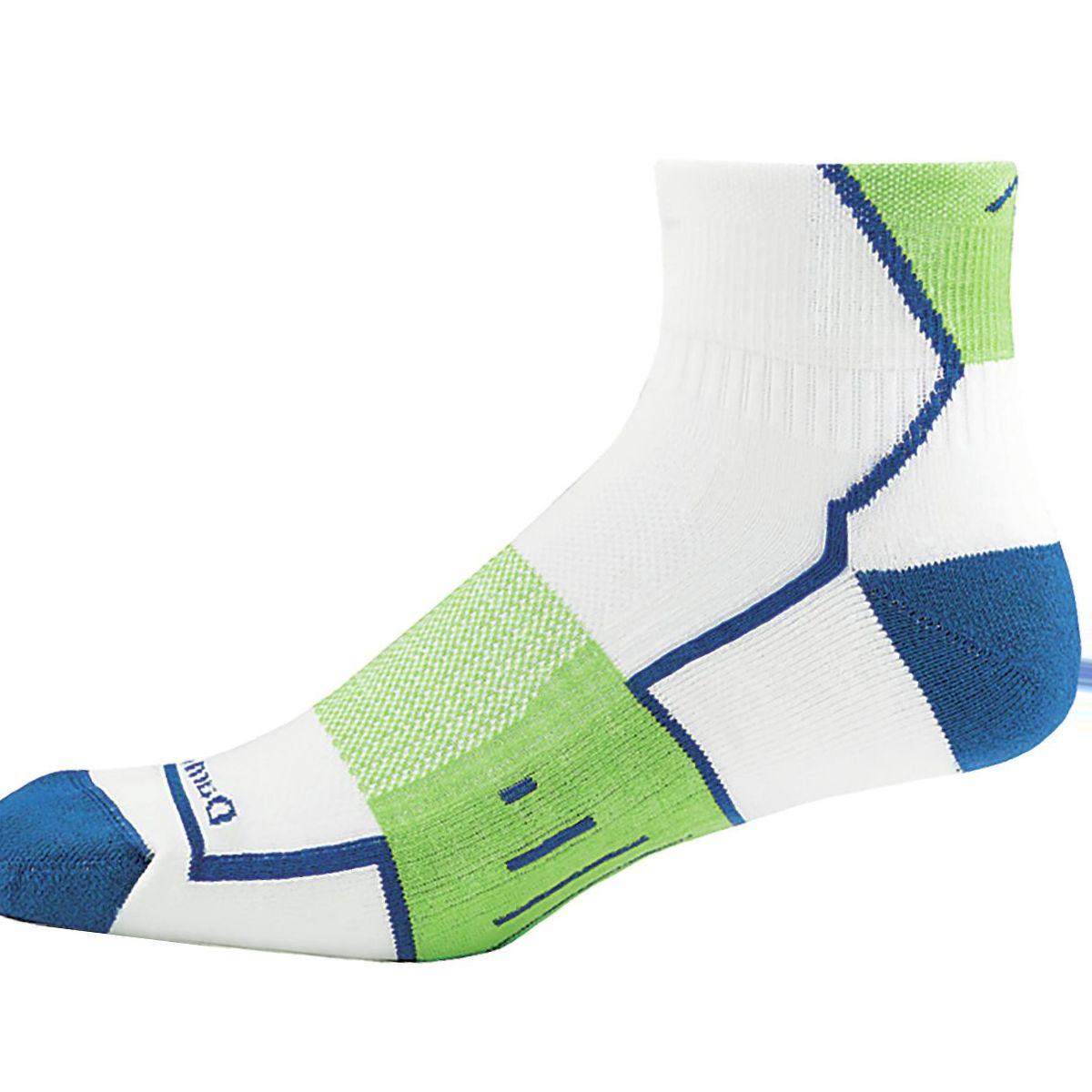 Darn Tough Grit 1/4 Light Cushion Sock - Men's