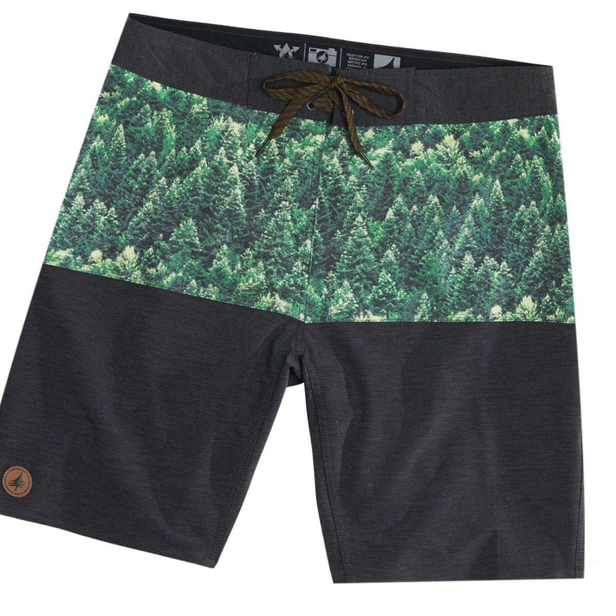 Hippy Tree Spruce Board Short - Men's