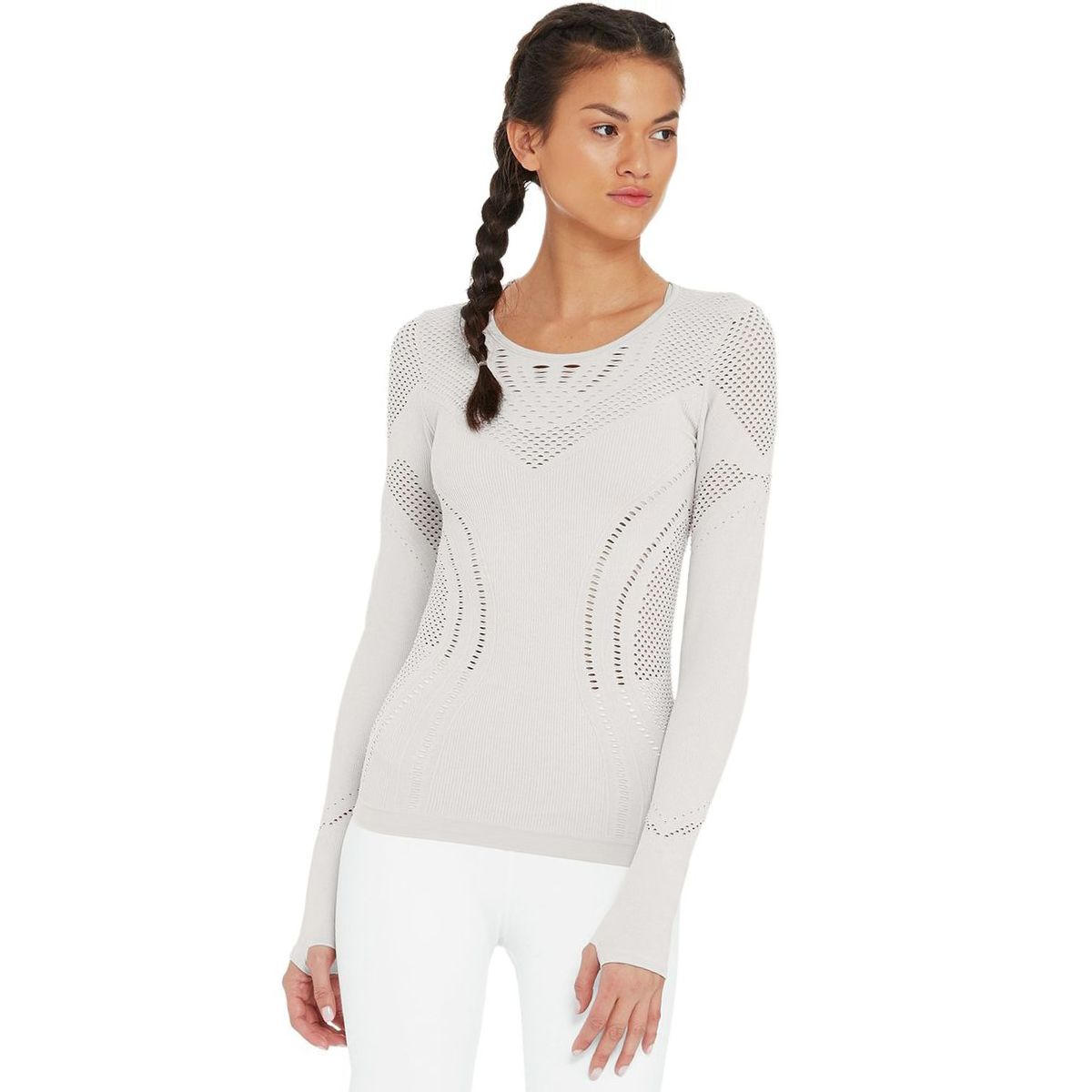 Alo Yoga Lark Long-Sleeve Shirt - Women's