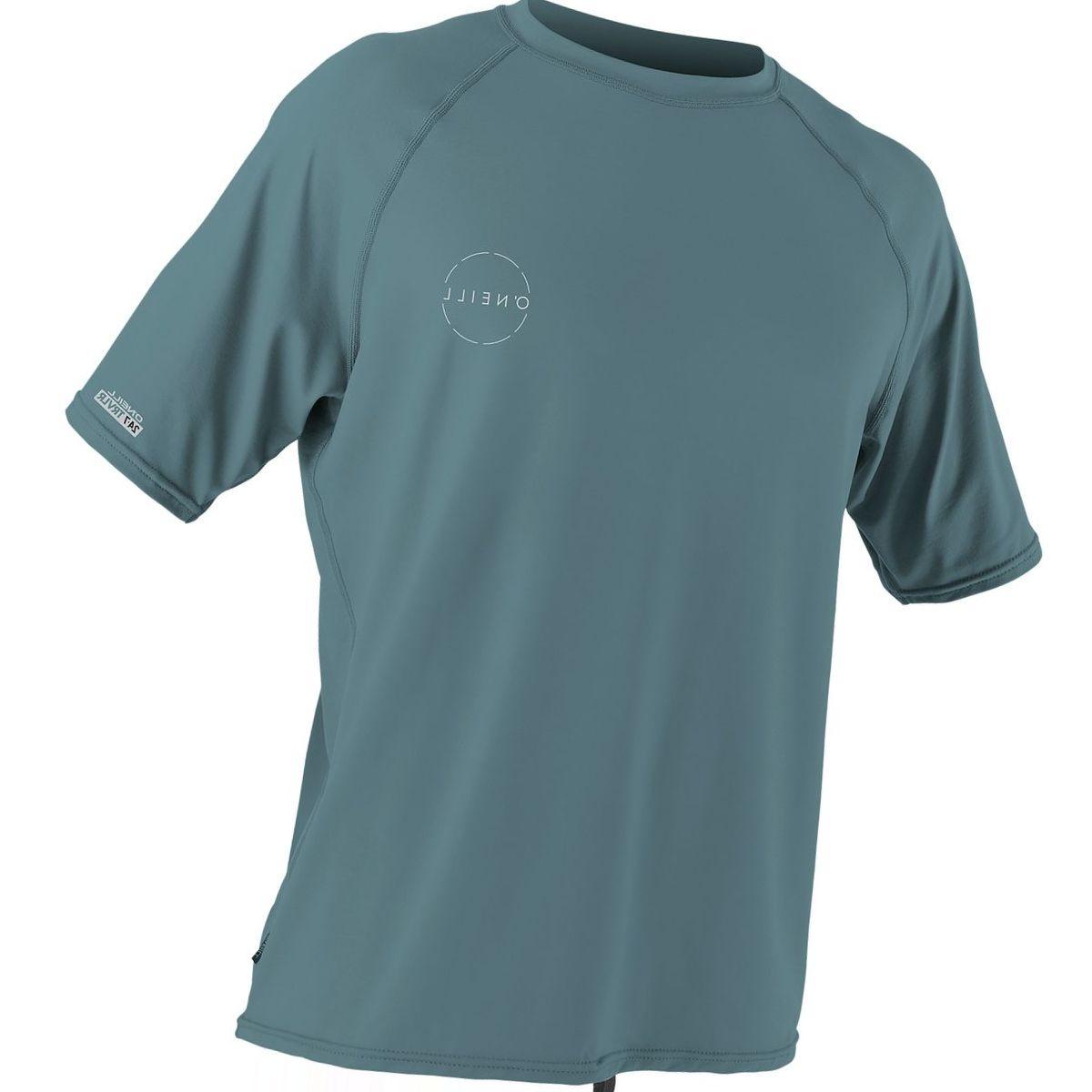 O'Neill 24-7 Traveler Short-Sleeve Sun Shirt - Men's