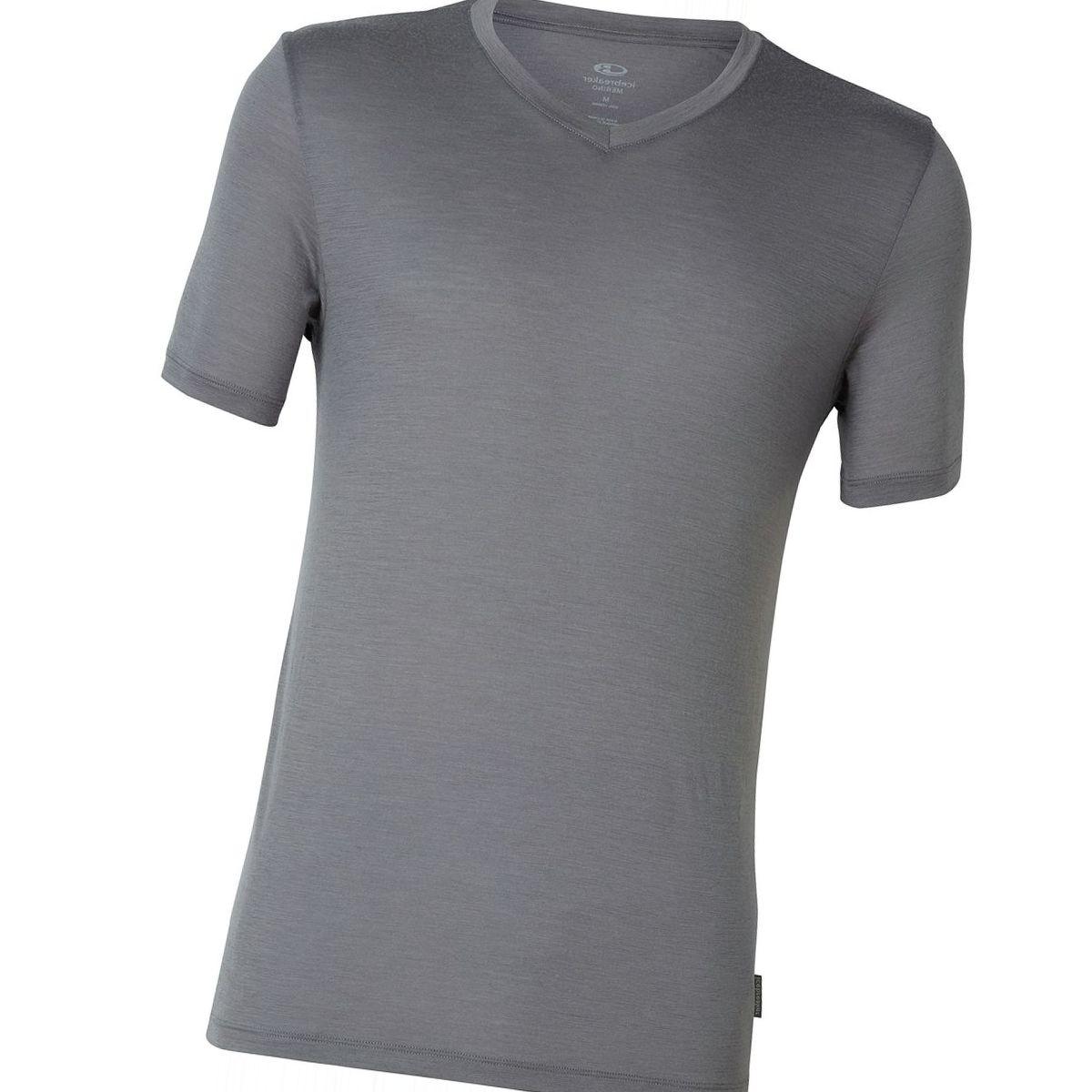 Icebreaker Tech Lite Short-Sleeve V-Neck - Men's