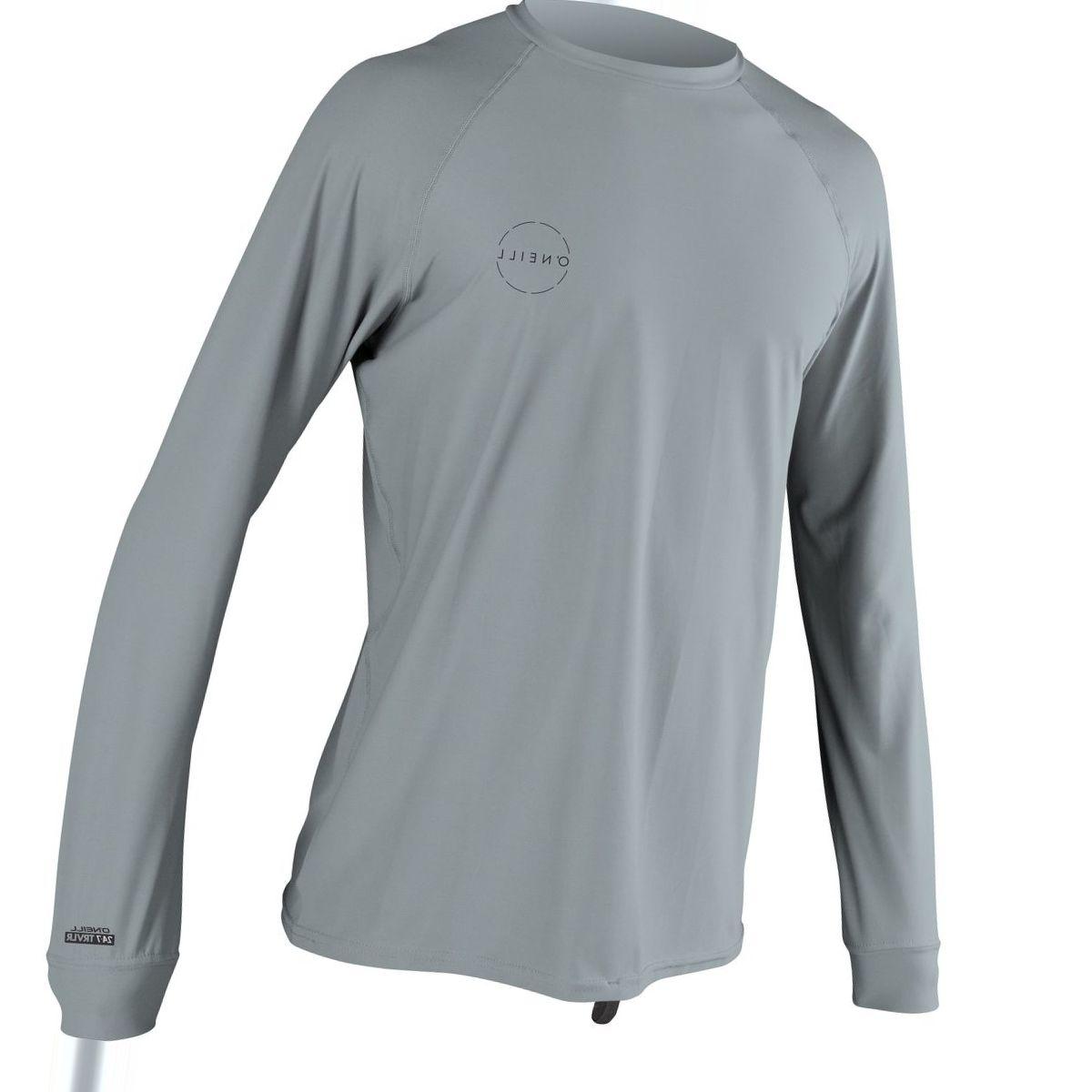 O'Neill 24-7 Traveler Long-Sleeve Sun Shirt - Men's