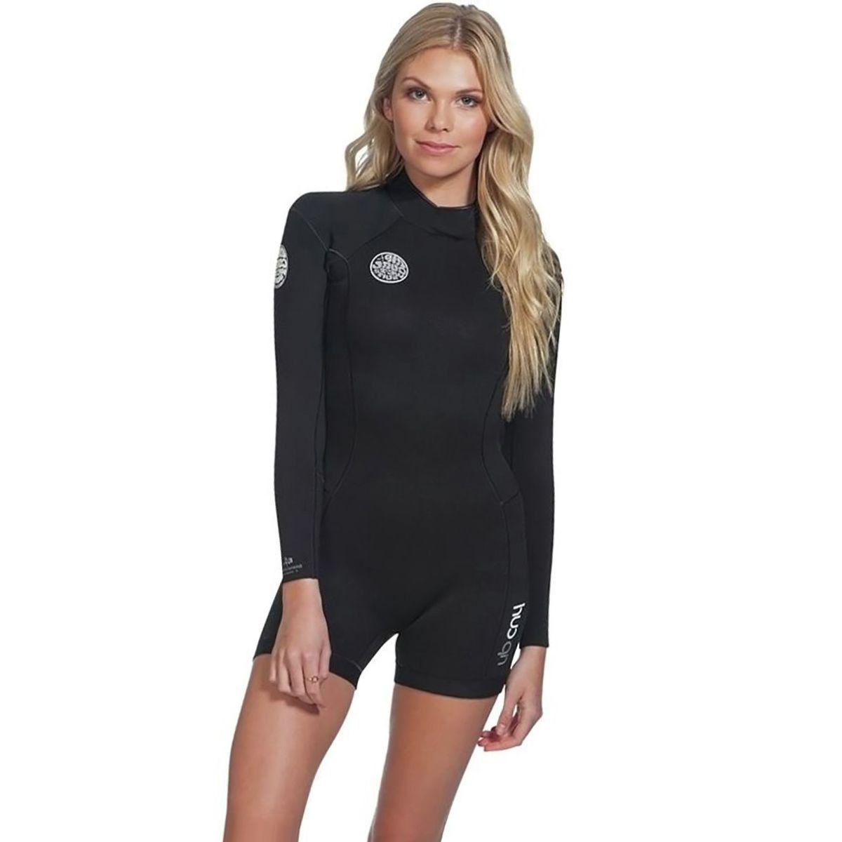 Rip Curl Dawn Patrol 2/3 Long-Sleeve Spring Wetsuit - Women's