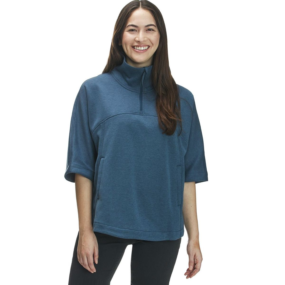 The North Face Slacker Short-Sleeve Poncho - Women's