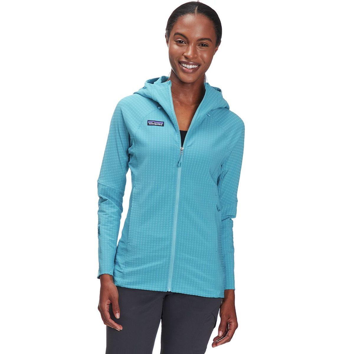 Patagonia R1 Techface Hooded Jacket - Women's