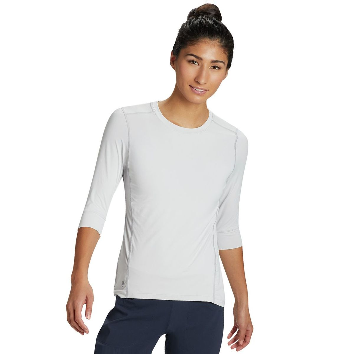 Mountain Hardwear Crater Lake 3/4 Crew Top - Women's
