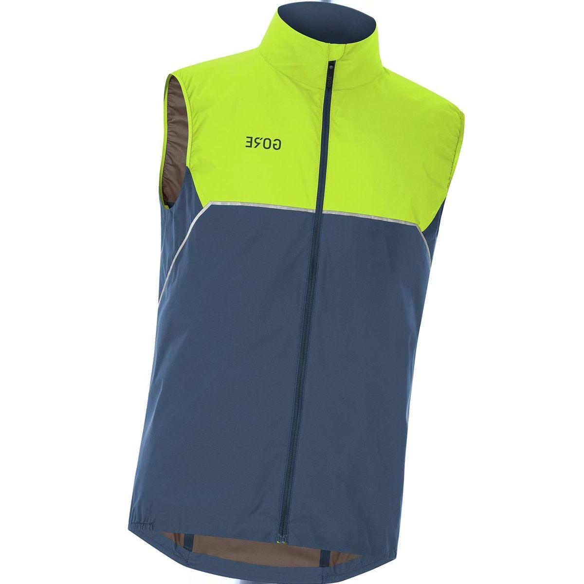 Gore Wear R7 Partial Gore-Tex Infinium Vest - Men's