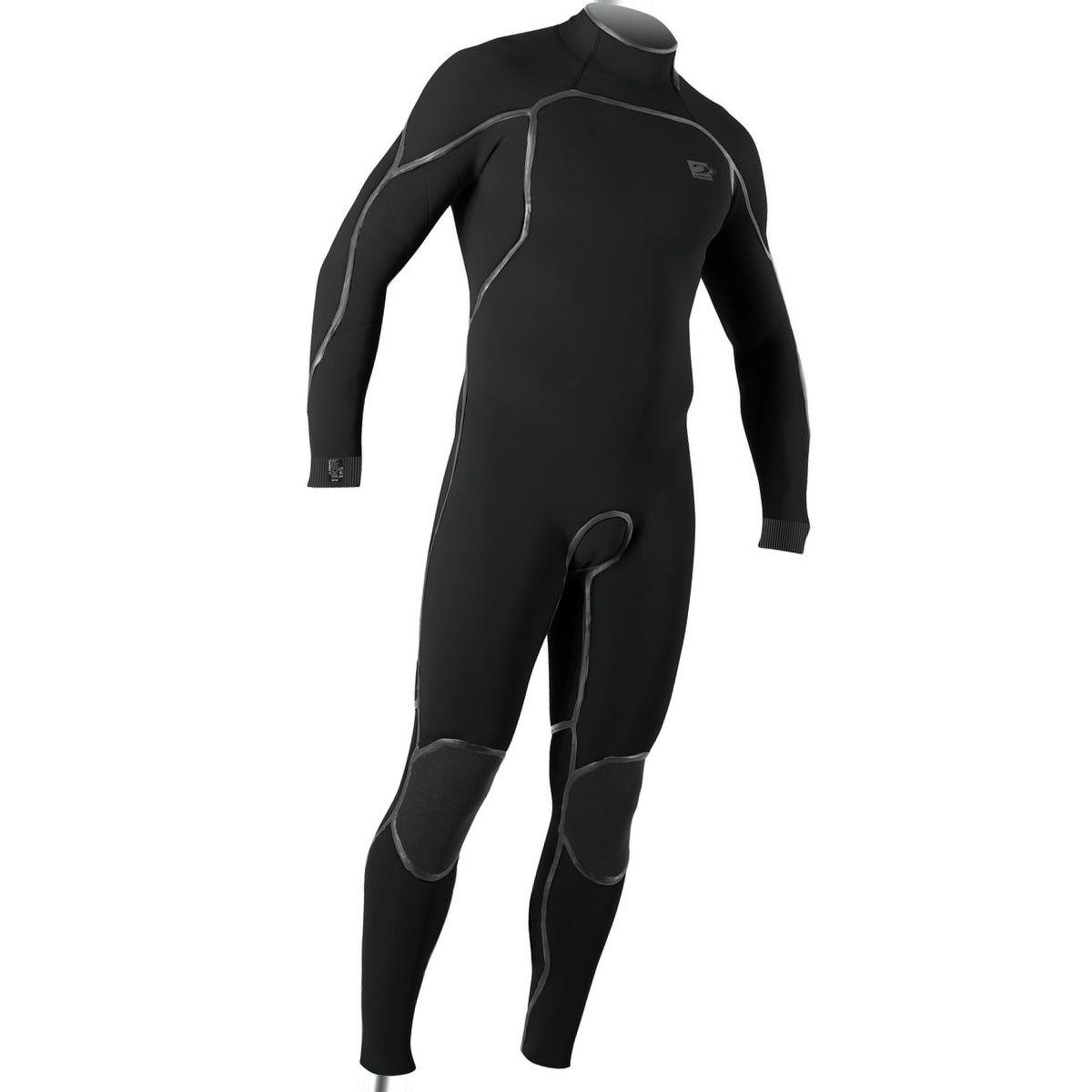 O'Neill Psycho One 4/3mm Back-Zip Full Wetsuit - Men's