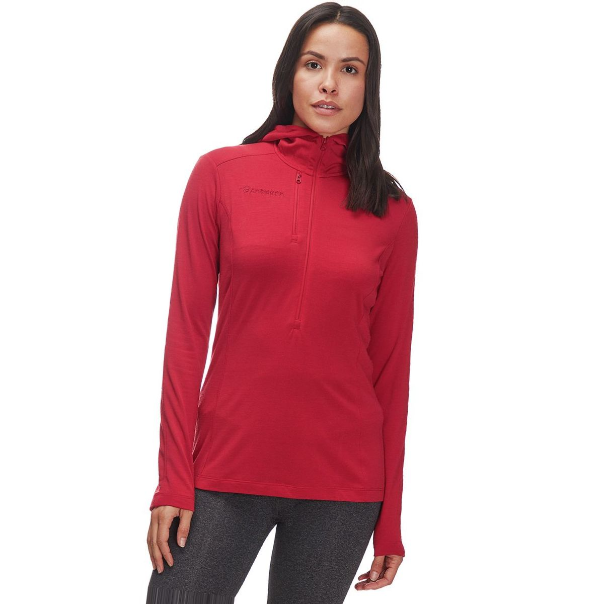 Norrona Svalbard Wool Hooded Jacket - Women's