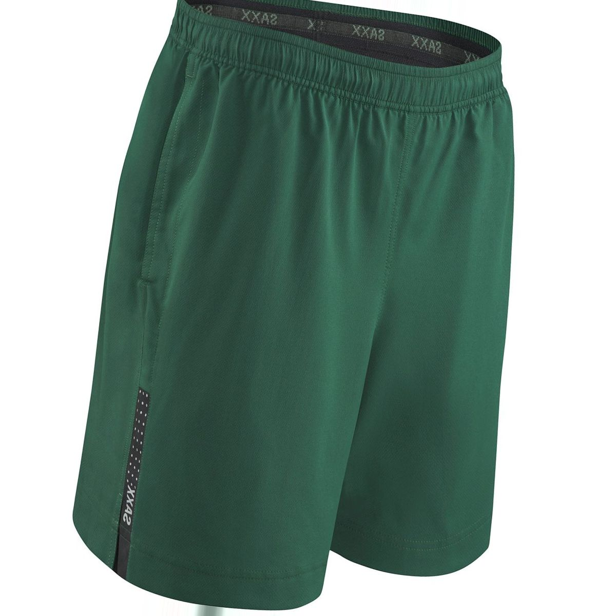 Saxx Kinetic Run Long Short - Men's