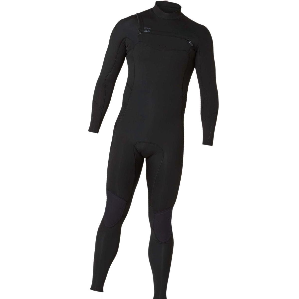 Billabong 4/3mm Furnace Absolute Chest Zip GBS Full Wetsuit - Men's