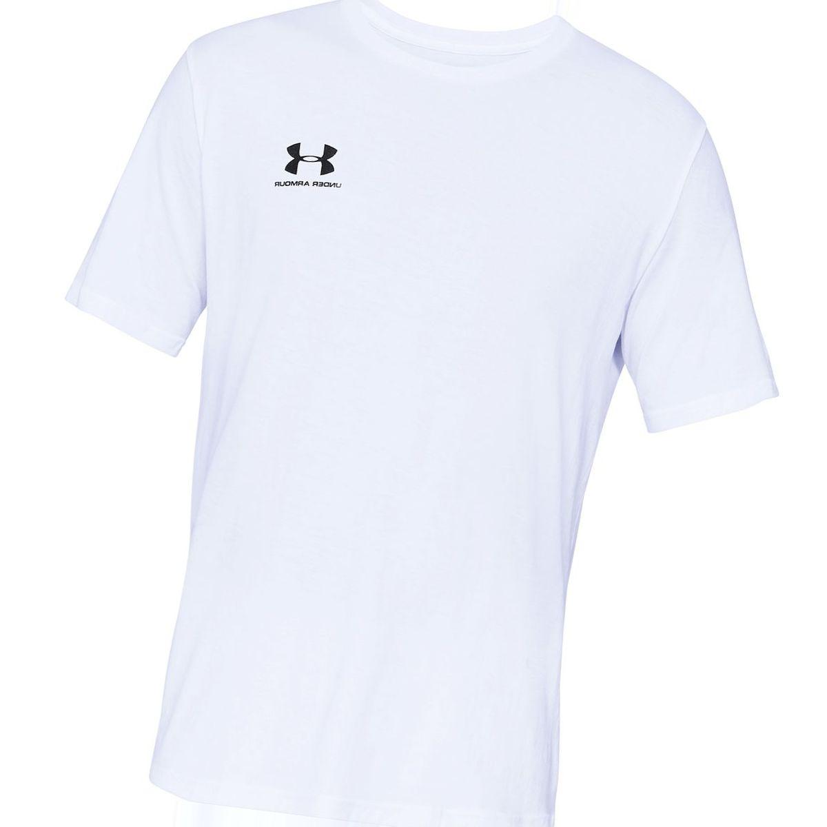 Under Armour Sportstyle Left Chest Short-Sleeve Shirt - Men's