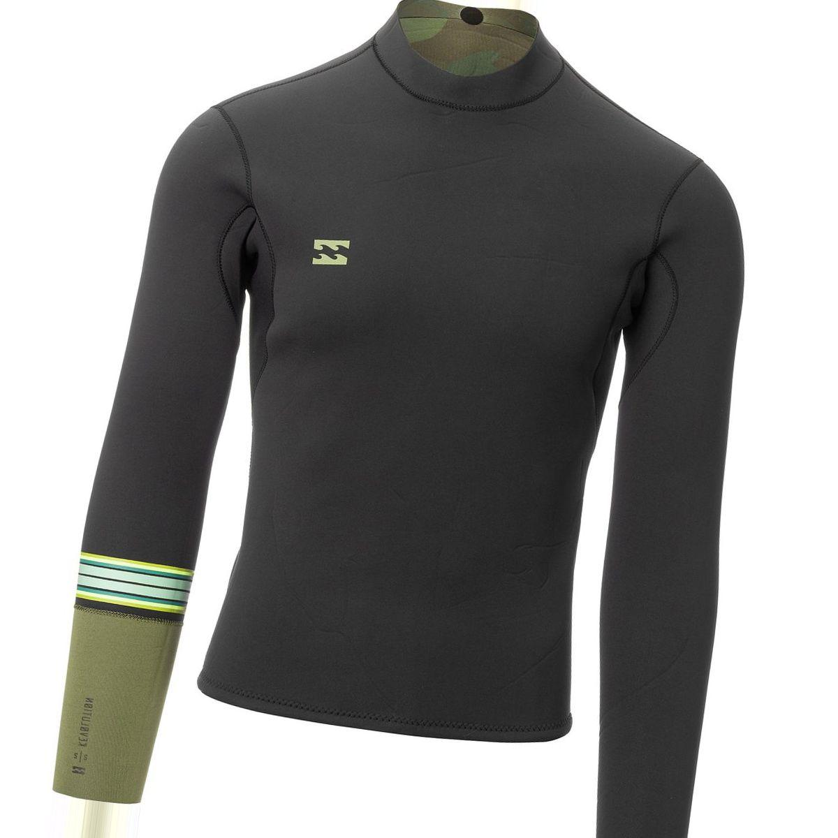 Billabong 2mm Revolution DBah Long-Sleeve Jacket - Men's