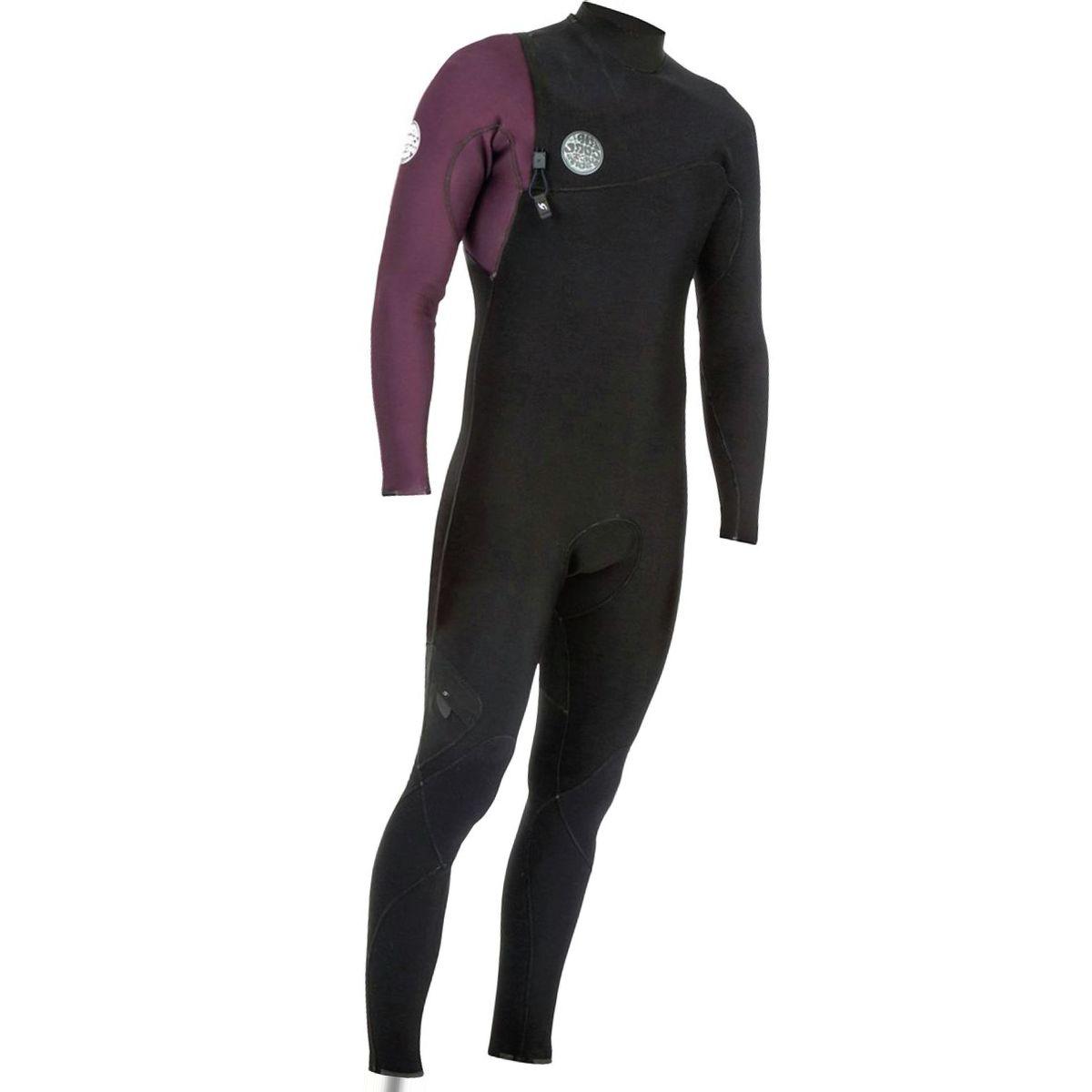 Rip Curl E-Bomb Pro 3/2 Zip-Free Full Wetsuit - Men's