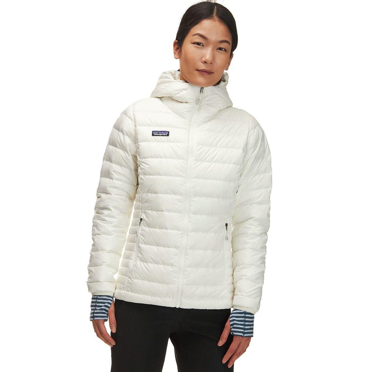 Patagonia Down Sweater Full-Zip Hooded Jacket - Women's