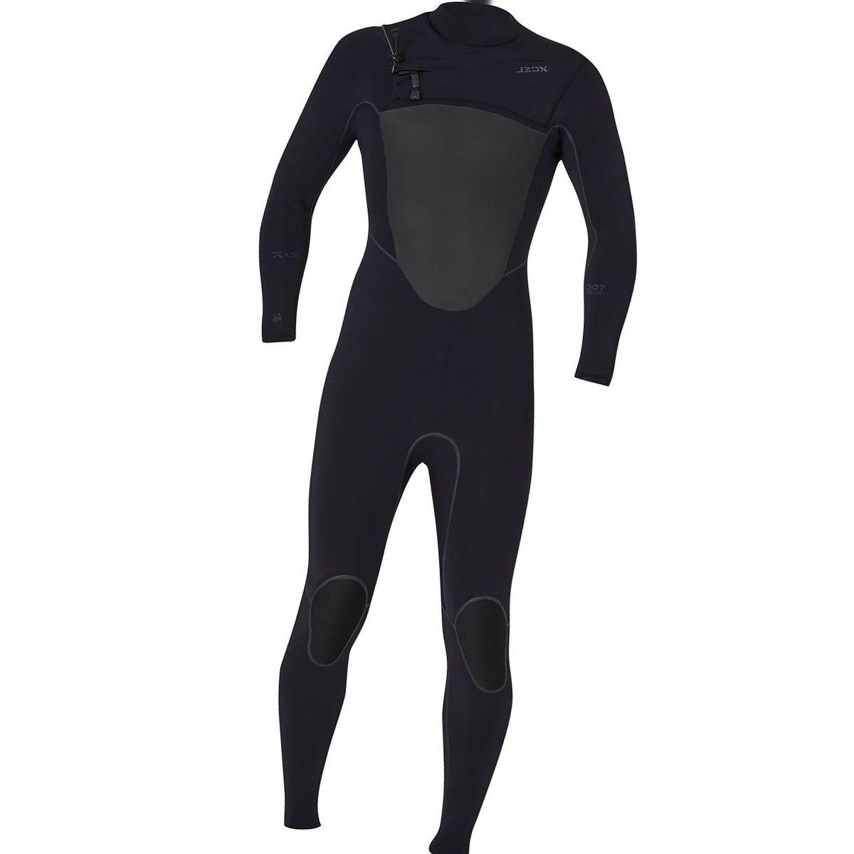 XCEL Drylock X 4/3 Chest-Zip Wetsuit - Men's
