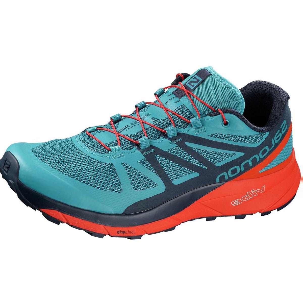 Salomon Sense Ride Trail Running Shoe - Men's