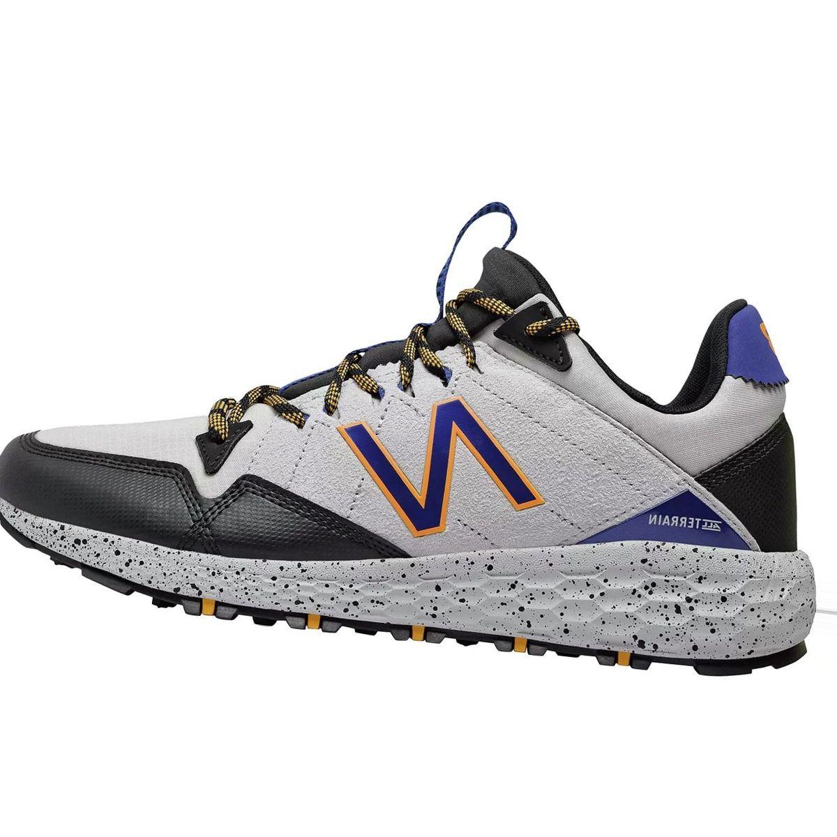 New Balance Fresh Foam Crag Trail Running Shoe - Men's
