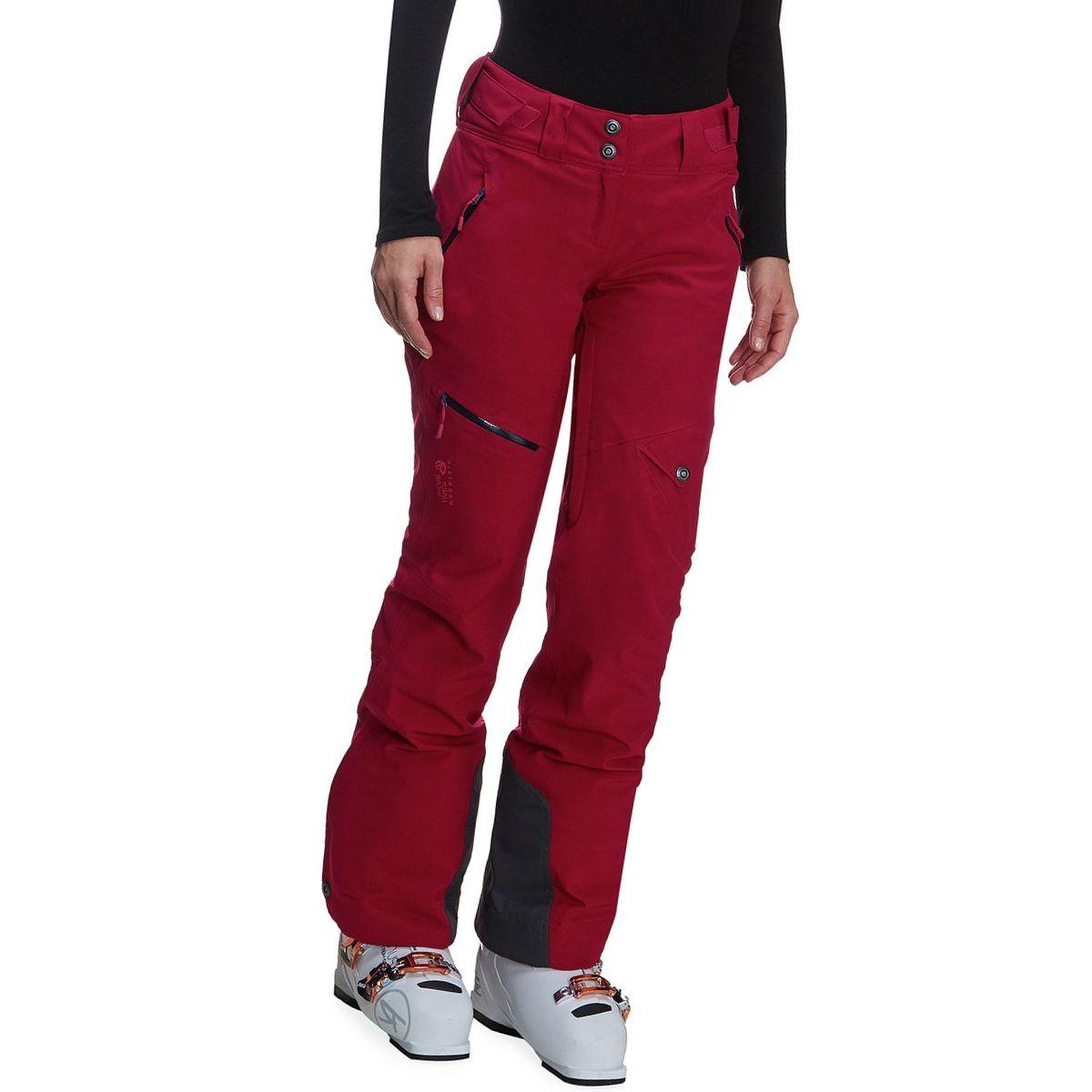 Mountain Hardwear Chute Insulated Pant - Women's