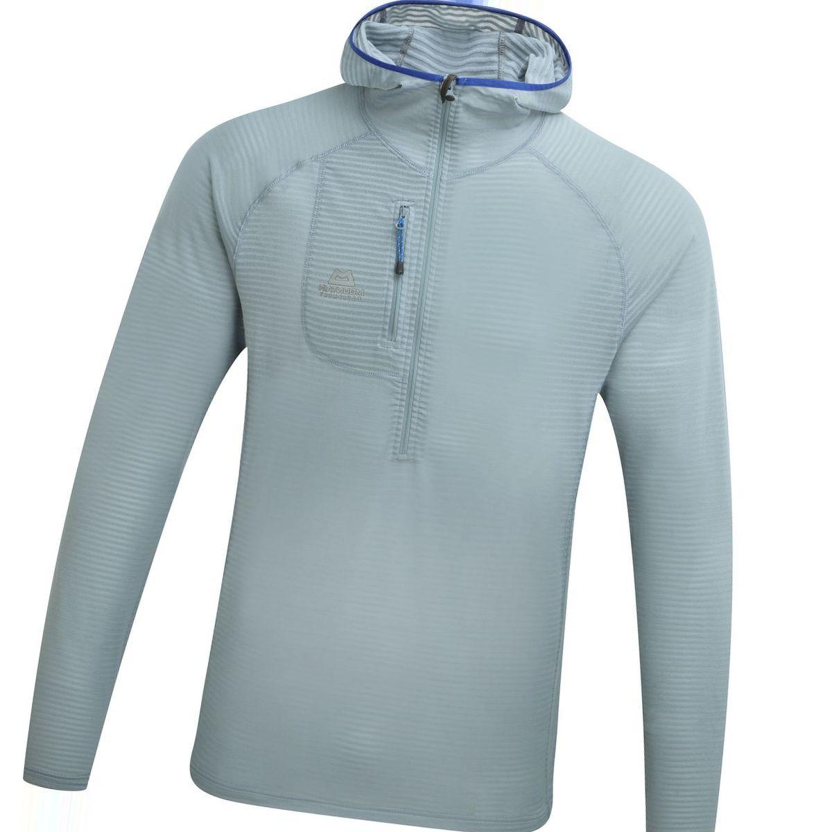 Mountain Equipment Solar Eclipse Hooded Zip T-Shirt - Men's