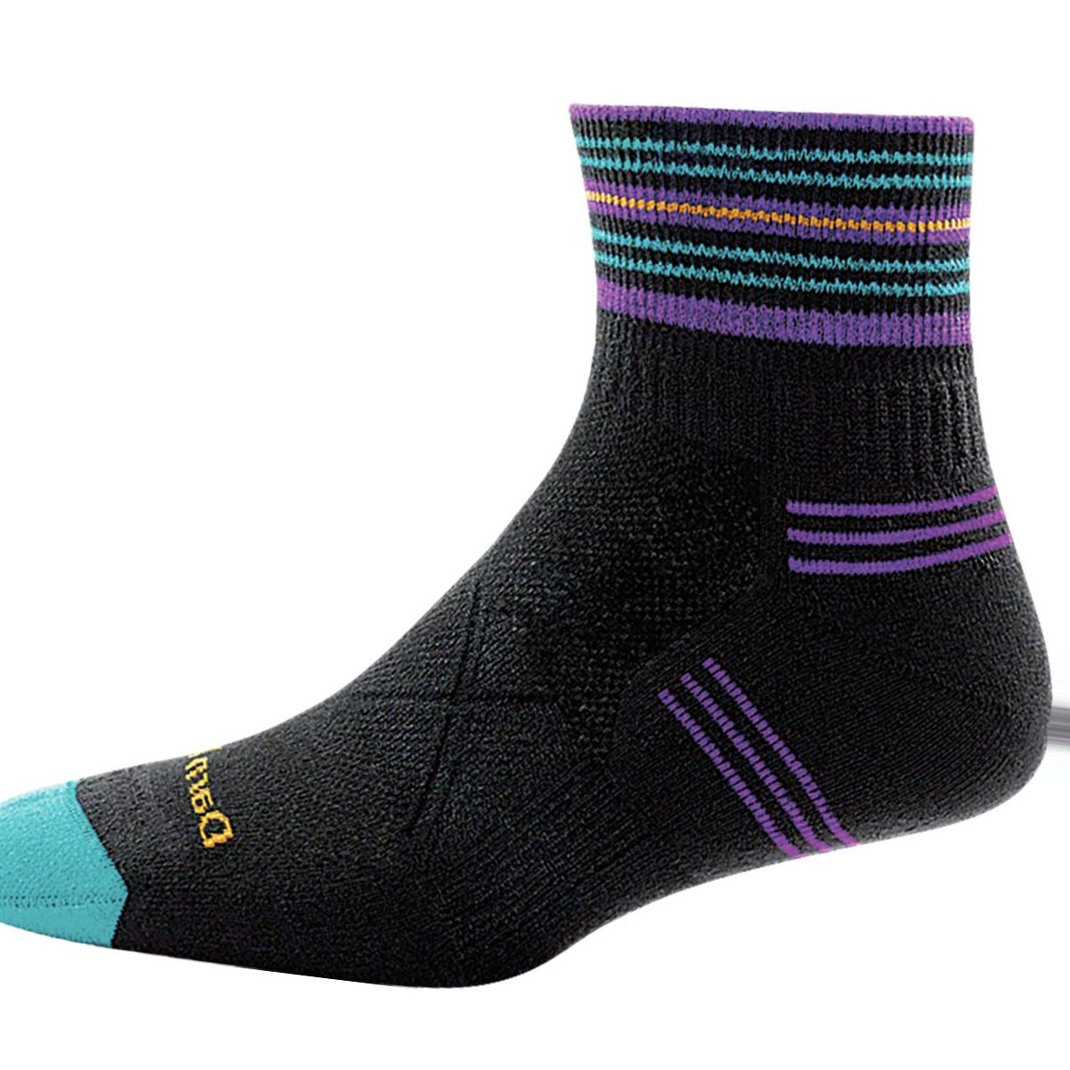 Darn Tough Vertex 1/4 UL Cool Max Running Sock - Women's