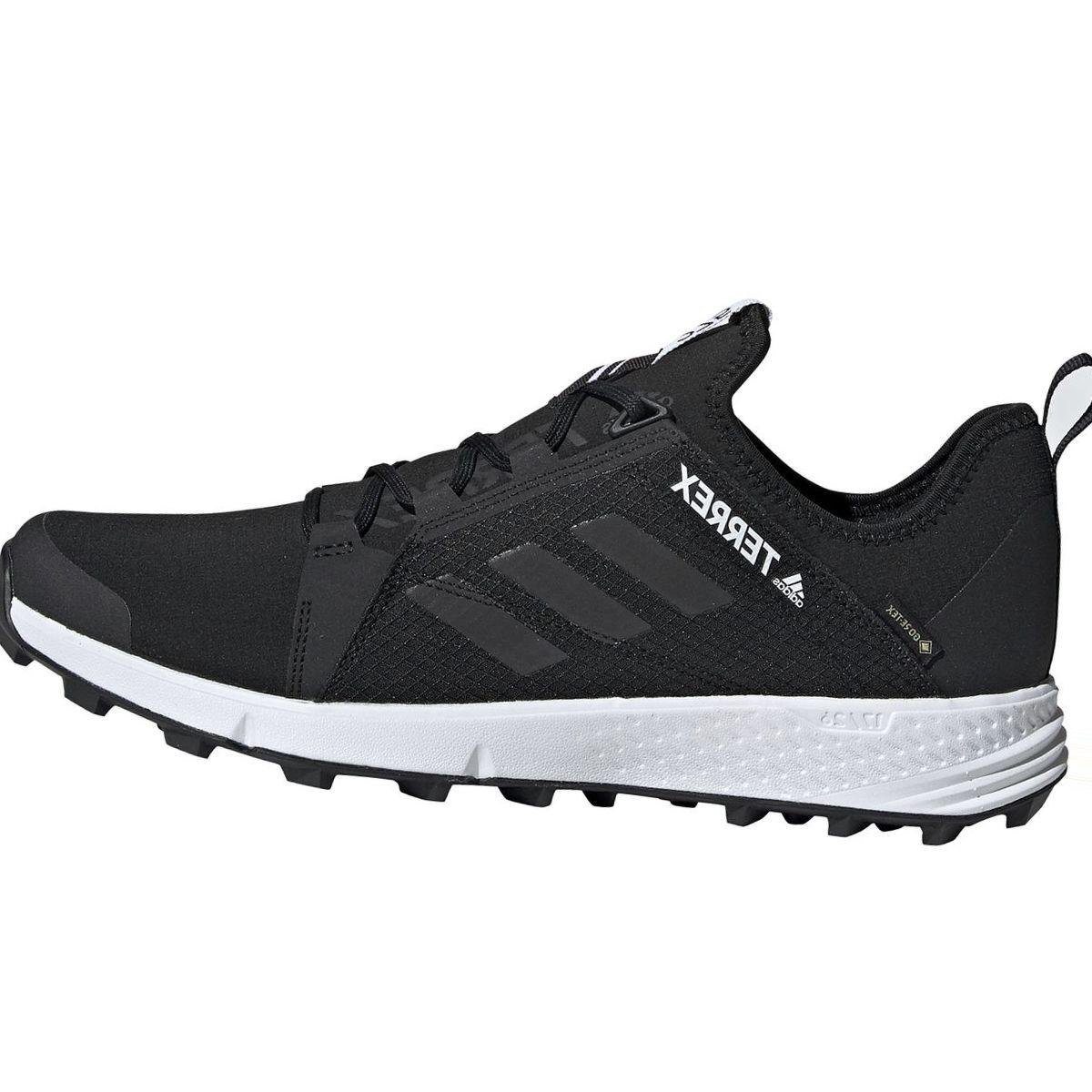 Adidas Outdoor Terrex Agravic Speed GTX Trail Running Shoe - Men's