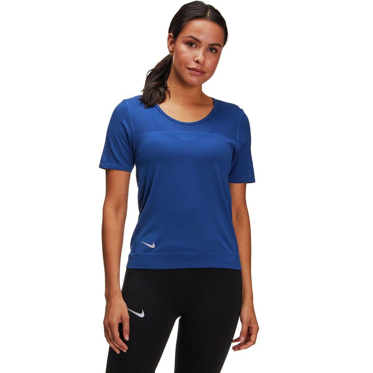 Nike Infinite Short-Sleeve Top - Women's