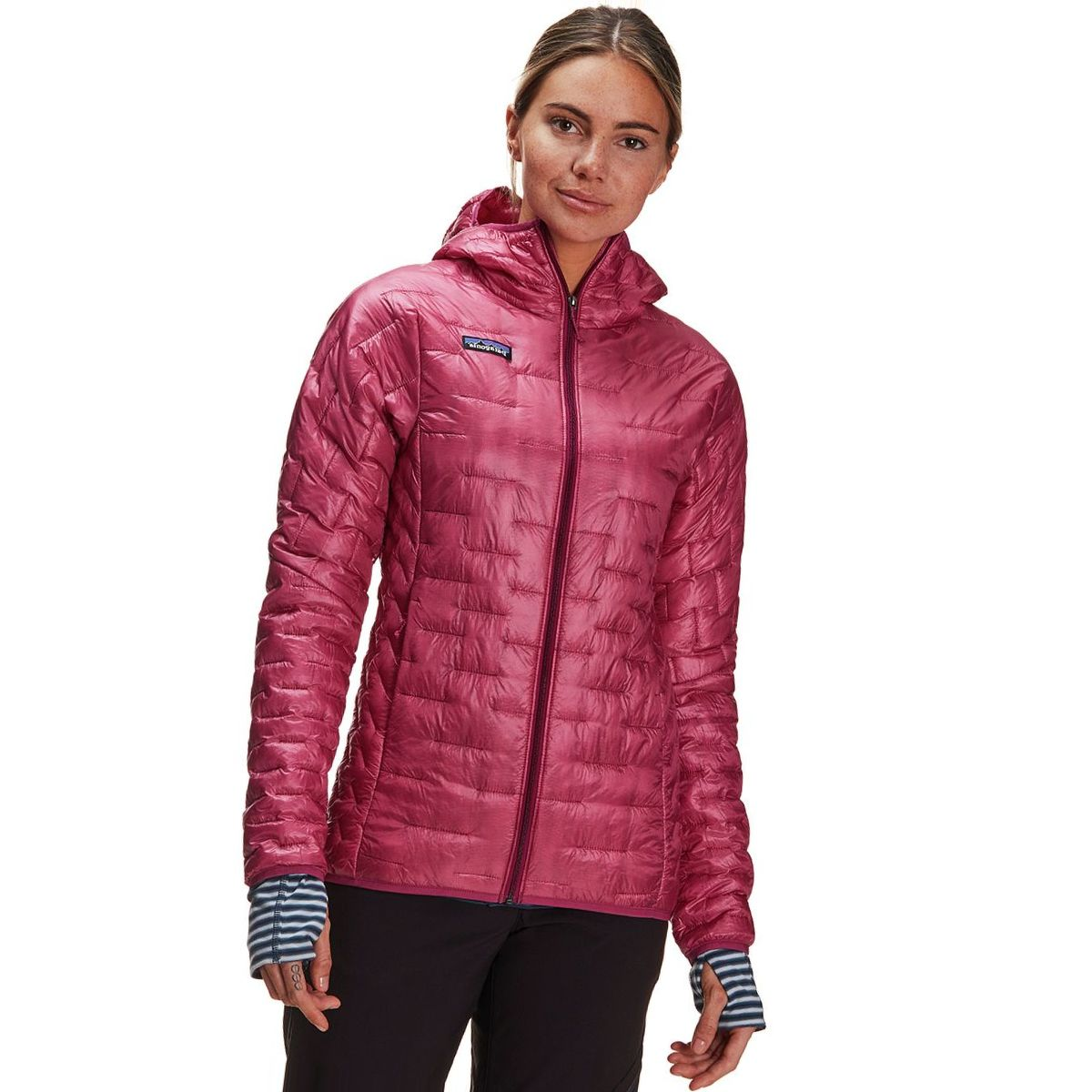 Patagonia Micro Puff Hooded Insulated Jacket - Women's