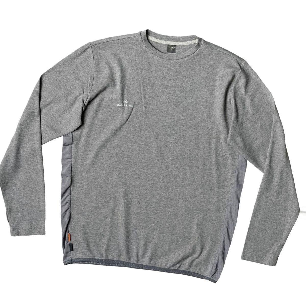 Quiksilver Waterman Sea Hound Long-Sleeve Crew Shirt - Men's