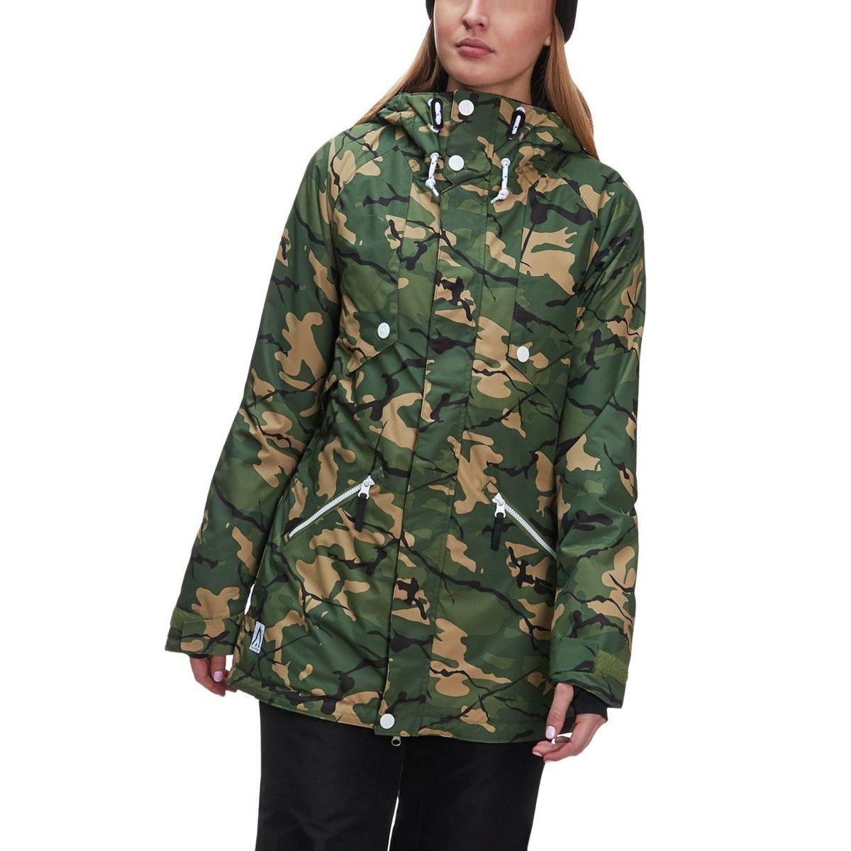 WEAR COLOUR Flare Jacket - Women's