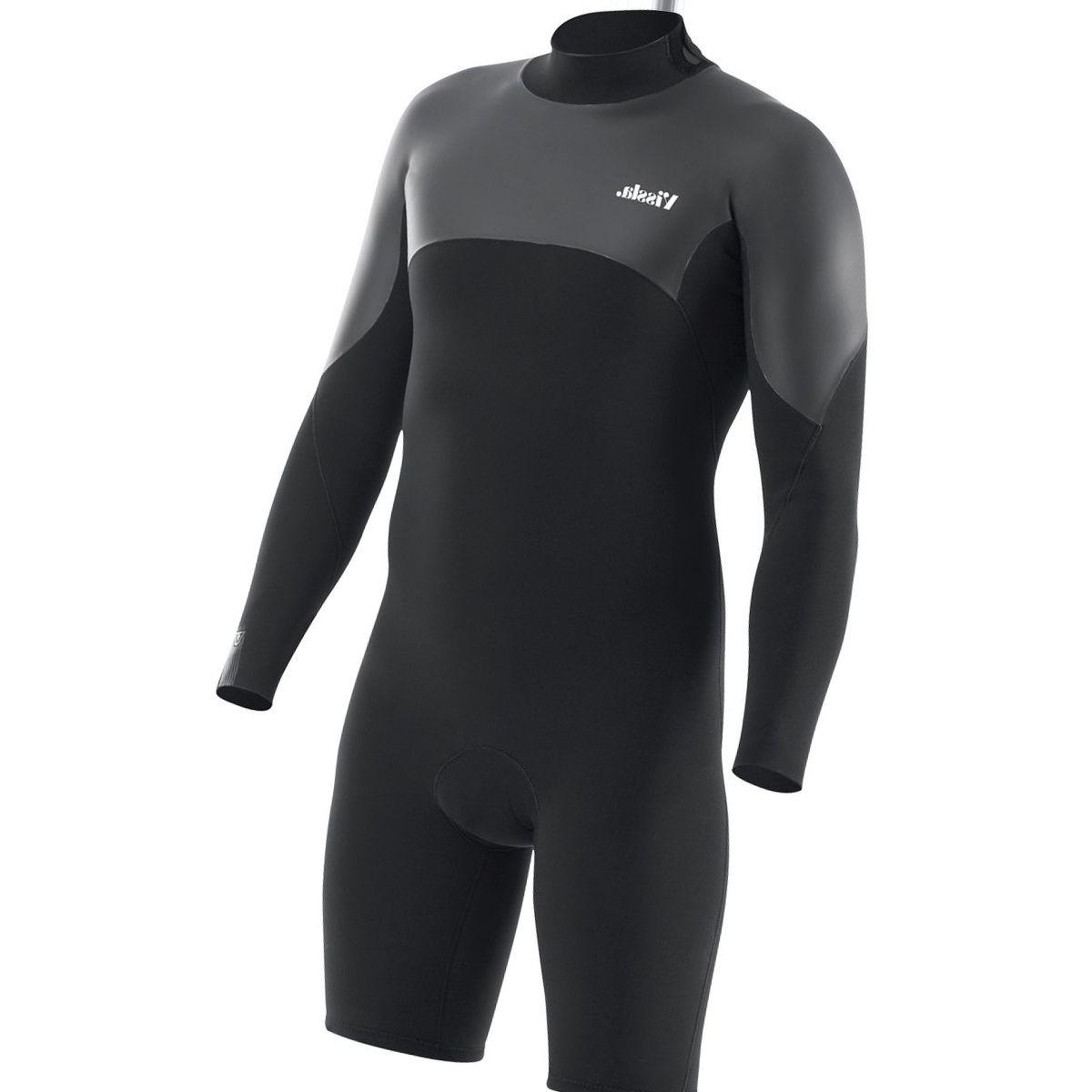 Vissla 7 Seas Back Zip Long-Sleeve Spring Wetsuit - Men's