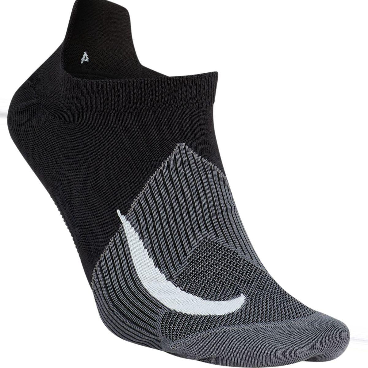Nike Elite Running Lightweight No-Show Sock - Men's