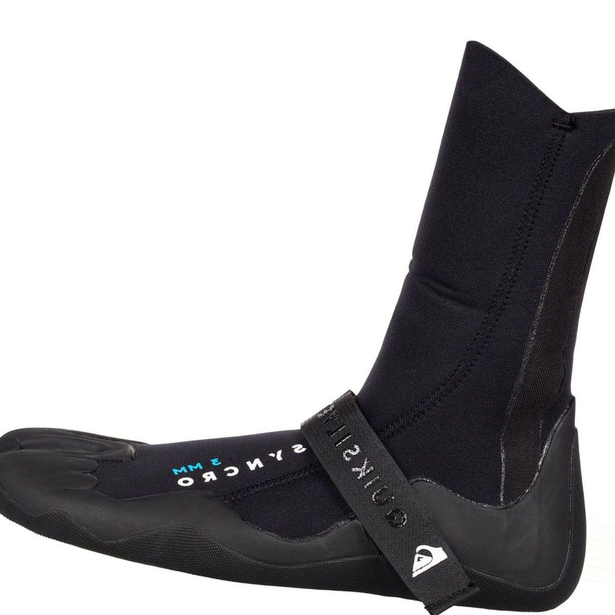 Quiksilver Syncro 3.0mm Split Toe Boot - Men's