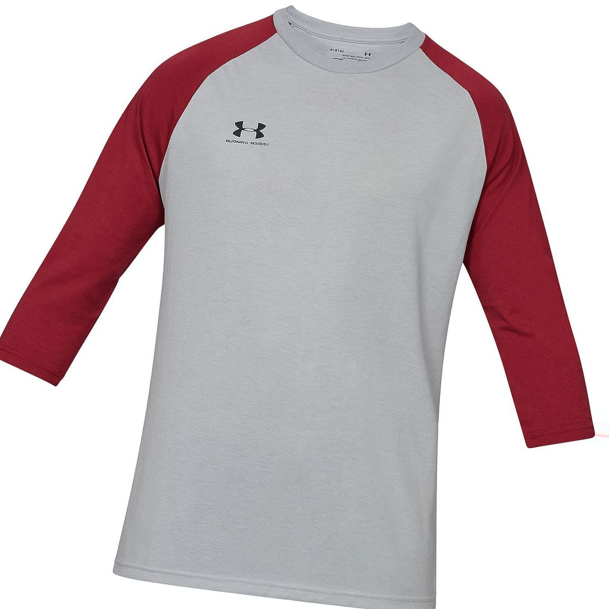 Under Armour Sportstyle Left Chest 3/4 T-Shirt - Men's