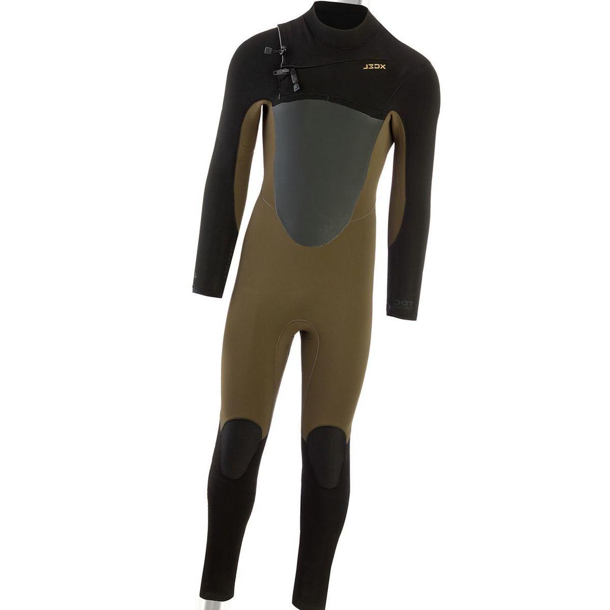 XCEL 4/3mm Drylock TDC Full Suit - Men's